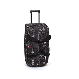 Quiksilver Century Wheeled Holdall Travel Bag Pixelator
