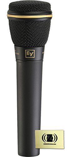 Electro-Voice N/D967 Dynamic Supercardioid Vocal Microphone Bundle With Polishing Cloth
