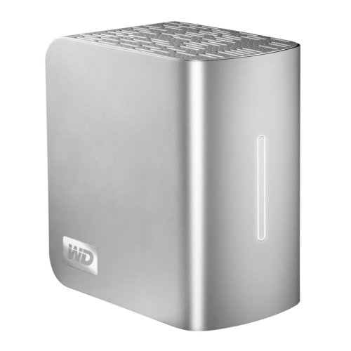 Western Digital My Book Studio II - 2 TB (2 x 1 TB) USB 2.0/FireWire 800/400/eSATA Desktop External Hard Drive