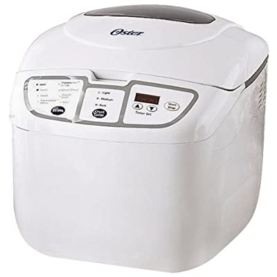 2-lb Bread Maker with 58-min Bread Setting - OSTER by Oster