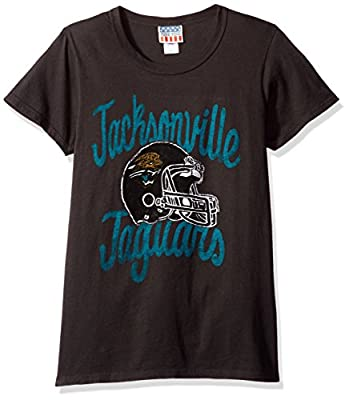 Junk Food Clothing Women's NFL Kick Off Crew-Neck T-Shirt