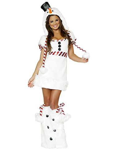 Sexy  (J Valentine Snowman Costume)