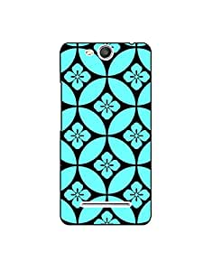 Micromax Canvas Juice 3 (Q392) nkt03 (340) Mobile Case by Leader