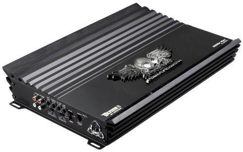 Power Acoustik D1-4000Db Demon 4000 Watt 1 Ohm Mono Amplifier - Black