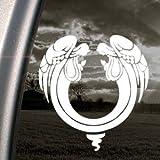 Jesus Christ Superstar Decal Truck Window Sticker