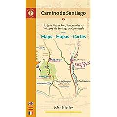 【クリックで詳細表示】Camino de Santiago: St. Jean Pied De Port / Roncesvalles-finisterre Via Santiago De Compostela (Camino Guides) [ペーパーバック]