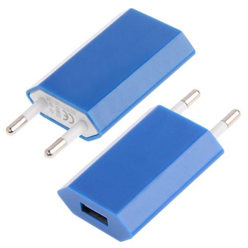1 x Huawei Ascend P7 Netzteil / Stromadapter / Huawei Ascend P7 - in blau von THESMARTGUARD