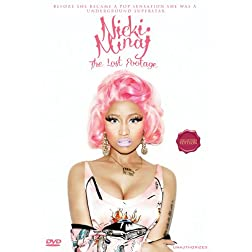 Minaj, Nicki - The Lost Footage: Unauthorized
