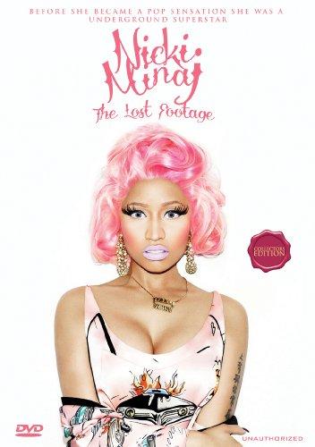 Nicki Minaj: The Lost Footage [Edizione: Regno Unito]