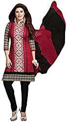 ZofianaFashions Women's Cotton Dress Material(GAL204)