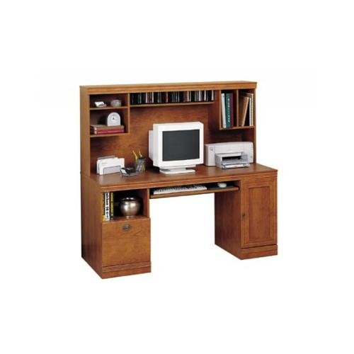 Buy Low Price Comfortable Computer Desk And Hutch O 39 Sullivan Office Furniture 10537 B0034t3gqe