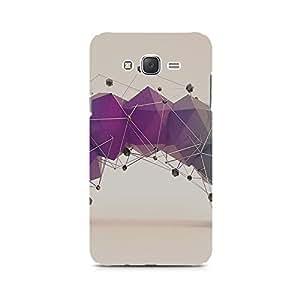 TAZindia Designer Printed Hard Back Case Mobile Cover For Samsung Galaxy J1 2016