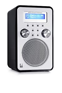 Roth DBT-001 DAB Radio with FM/Bluetooth - Black