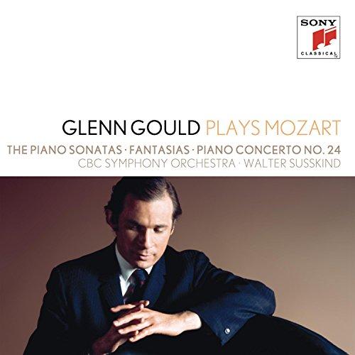 Mozart:Sonate Per Piano-Concerto N 24-Fantasie [5 CD]