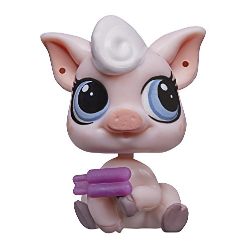 Littlest Pet Shop Get The Pets Single Pack Lolly Pinkington Doll