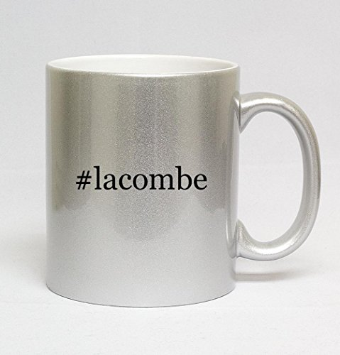 11oz Ceramic Silver Hashtag Coffee Mug - #lacombe (Lacombe Coffee compare prices)