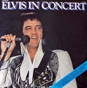 Elvis Presley - Elvis In Concert (Disc 1) - Zortam Music
