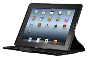 Speck Products WanderFolio for iPad 3/4 - Black/Peacock (SPK-A1206)
