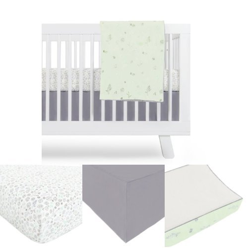 Babyletto Tranquil Woods Essentials with Play Blanket - 1
