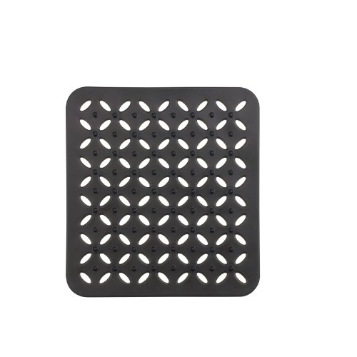 Umbra Protective Rubber Sink Liner, Smoke