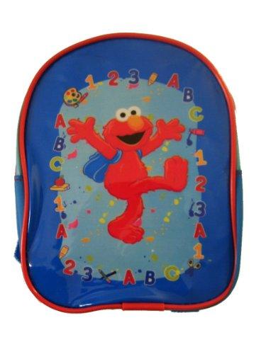 Elmo Sesame Street Mini Backpack Toddler front-1079250