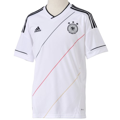 Adidas Trikot DFB Home, white/black, 152, X21787