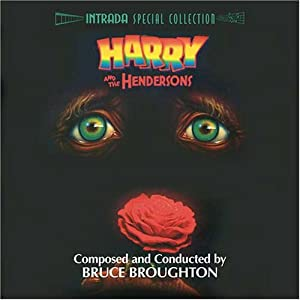 Bruce Broughton - Harry And the Hendersons (1987)