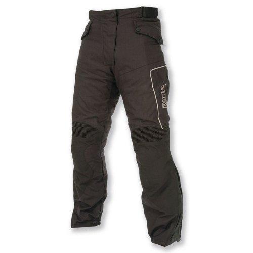 Richa Monsoon Ladies Textile Trousers XL Black (16)