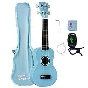 Pack, 21 pulgadas Modelo Estándar, azul claro: Musical Instruments
