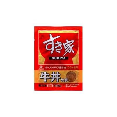 すき家 牛丼の具 20食セット