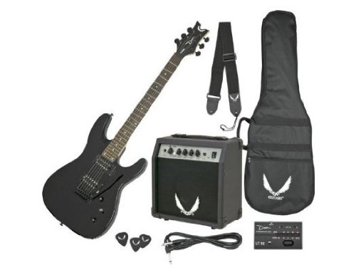 Dean Vendetta Xmt Electric Guitar With Tremolo - Metallic Black