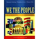 img - for We the People - An Introduction to American Politics - 5th (Fifth) Edition, 2005 book / textbook / text book