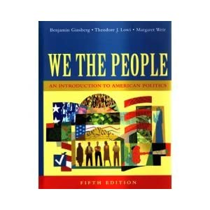 we the people ginsberg 11th edition pdf