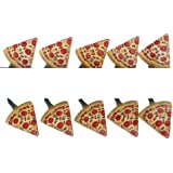 Kurt Adler Indoor/Outdoor 10-Light Pizza Light Set