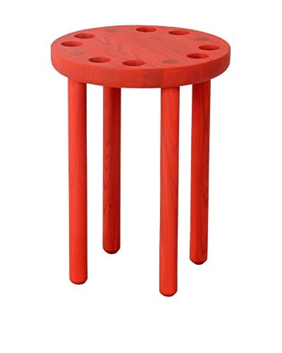 Innermost Poke Stool, Red
