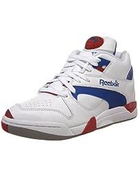 Reebok Unisex Court Victory Pump Tennis Shoe