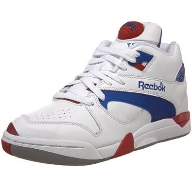 Amazon.com Reebok Unisex Court Victory Pump Tennis Shoe Shoes