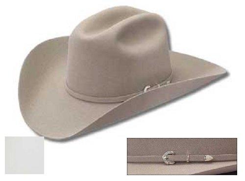 9267e781a33 American Hat Company 40X Quality Felt Self Buckle Crystal Cowboy Hat ...