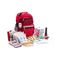 4 Person Disaster Preparedness Survival Kit (72 Hours of Supplies)