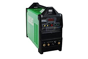 2013 Everlast PowerPro 164 160a Tig Stick Pulse 40a plasma cutter 110v/220v Multi Process Welder by Everlast