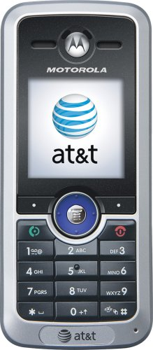 Motorola C168i Prepaid GoPhone (AT&T) with $35 Airtime Included