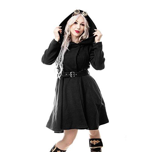 Vixxsin -  Cappotto  - Donna nero S