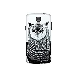 The Racoon Lean The Owl hard plastic printed back case / cover for Samsung Galaxy S4 Active
