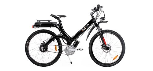 EVELO Aurora Electric Bicycle (Black)