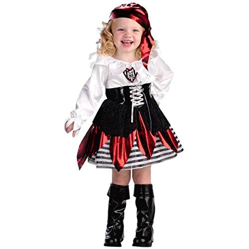 [Happy Cherry Girls Dutch Pirate Weekend Suits Cosplay Costume Suit-dress Size S] (Pirate Halloween Costumes Ideas)
