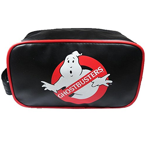 GHOSTBUSTERS® RETRO TOILETRIES WASH TRAVEL BAG GYM