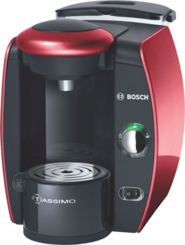 Bosch TAS4013GB Tassimo Coffee Maker,Red from Bosch