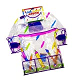 Alex Toys Girls Long Sleeve Artist Apron