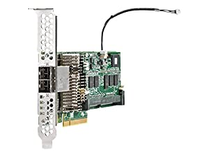 HPE Storage Controller - Plug-In Card - Low Profile Components 726825-B21