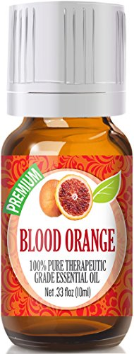 Blood Orange 100% Pure, Best Therapeutic Grade Essential Oil - 10ml